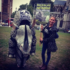 Global March for Elephants and Rhinos - October 4th, 2014